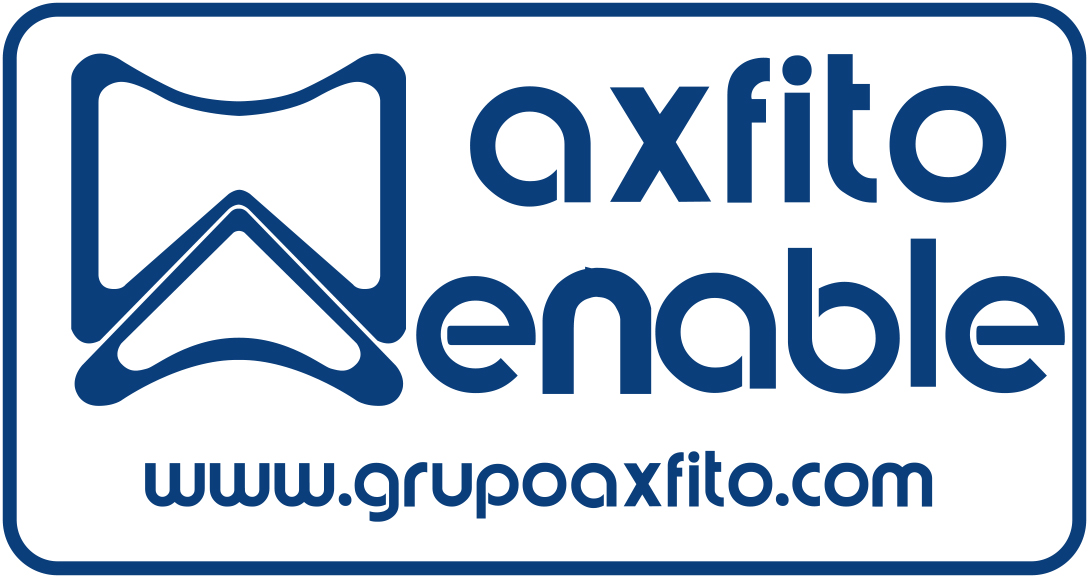 Logotipo Axfito Enable