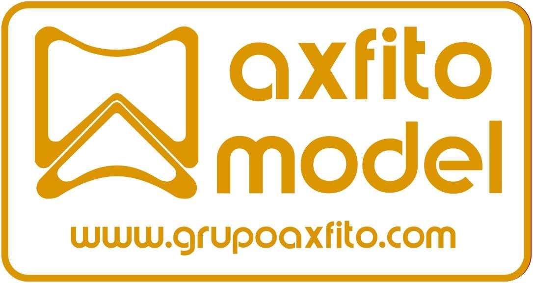 Logotipo Axfito Model